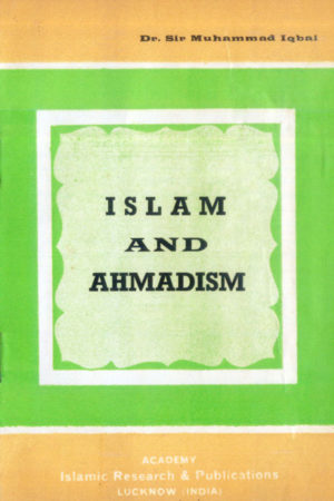 Islam and Ahmadism
