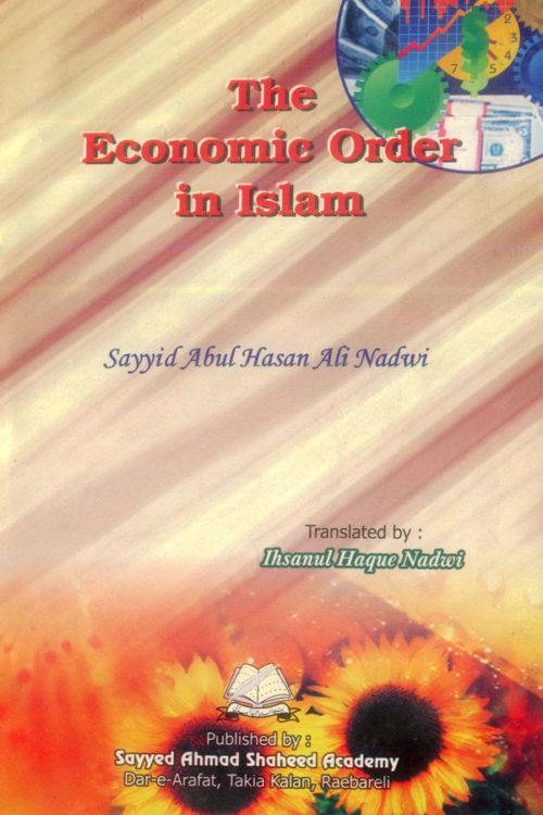 The Economic Order in Islam