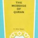 The Message of Quran