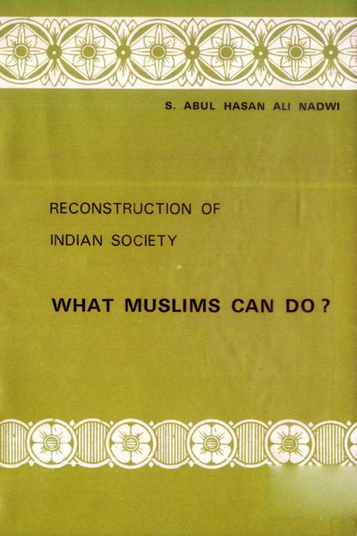 What Muslim can do?